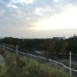 Morning run in Taitung