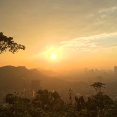 Xiangshan_Sunset