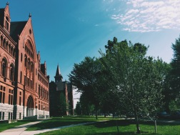 The University of Vermont, Burlington, VT (08/17/15)