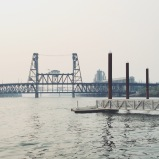 Steel Bridge, Portland, OR (08/23/2015)