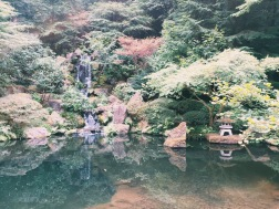 Portland Japanese Garden (08/23/2015)