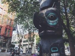 Pioneer Square, Seattle, WA. (08/25/2015)