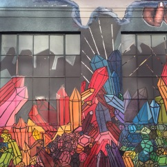Street art in Capitol Hill neighborhood, Seattle, WA. (08/26/2015)