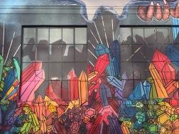Street art in Capitol Hill neighborhood, Seattle, WA. (08/26/2015)