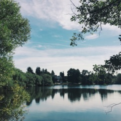 Green Lake Park, Seattle, WA. (08/26/2015)