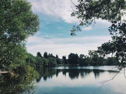 Green Lake Park, Seattle, WA. (08/26/2015)