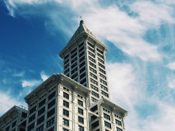 Smith Tower, Seattle, WA. (08/25/2015)